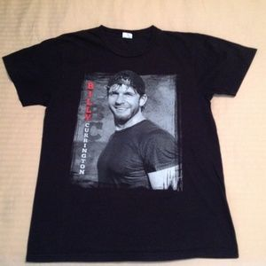 Billy Currington Concert T-shirt Size Med EUC